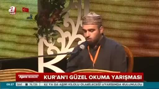 Kur'an'ı güzel okuma yarışması