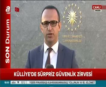 Erdoğan ve Yıldırım bu akşam görüşecek