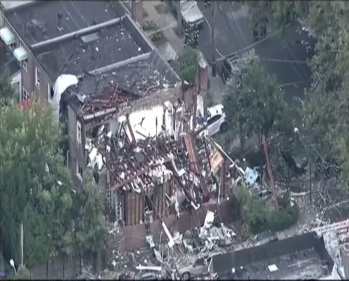 ABD'de patlama: 5 yaralı