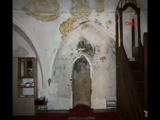 Sivas'ta alçı altına gizlenen 'tarih' ortaya çıktı
