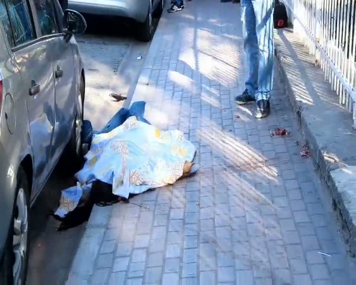Genç kızı vurduktan sonra mezarlıkta intihar etti