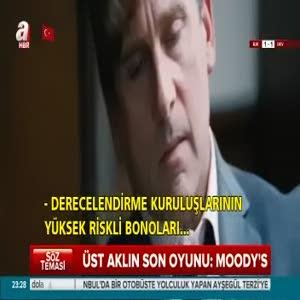 Üst aklın son oyunu: Moody's