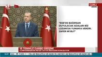 """Erdoğan: """"Oyunu bozduk"""""""