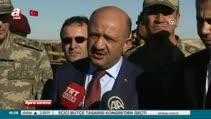 Milli Savunma Bakanı: Terör örgütü tarihin en büyük zaiyatını verdi