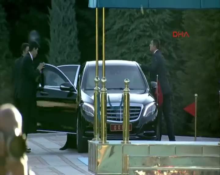 Başbakan Yıldırım, Suudi Arabistan Veliaht Prensi Muhammed bin Nayif'i resmi törenle karşıladı