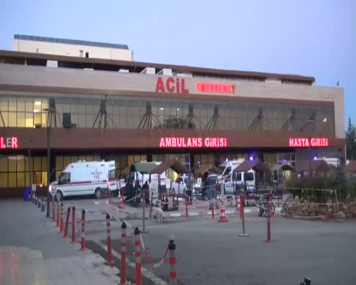 Çatışmalarda yaralanan 7 ÖSO askeri hastaneye kaldırıldı