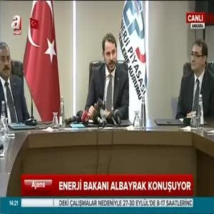 """Albayrak """"1 Ekim tarihi itibariyle Doğalgaz'da indirim kararı aldık"""""""