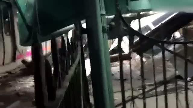 ABD'de tren kazası: 3 ölü 100'den fazla yaralı