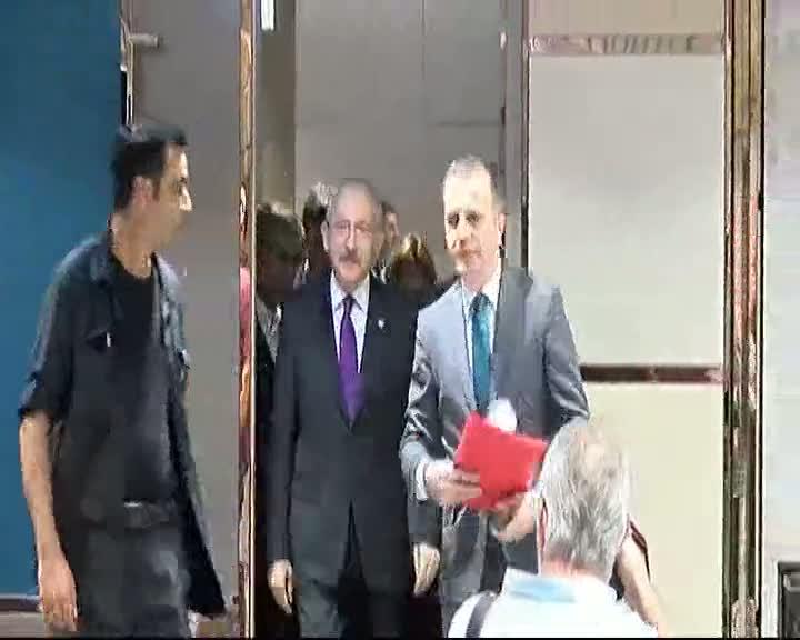CHP Lideri Kemal Kılıçdaroğlu yabancı basınla toplandı yaptı