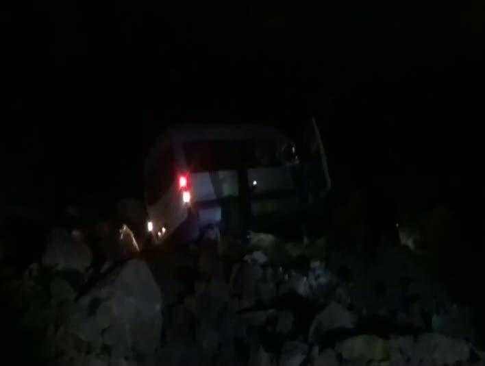 Yüksekova'da feci trafik kazası: 4 ölü, 11 yaralı