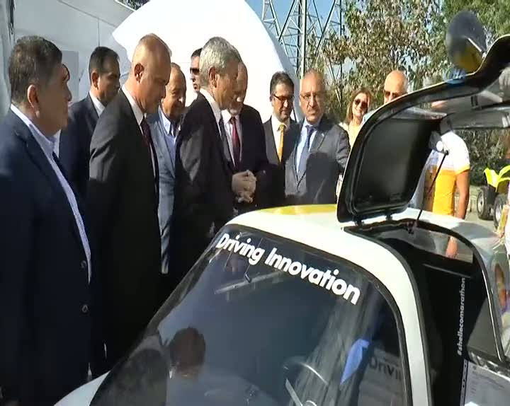 """Bakan Faruk Özlü: """"Tarihimizde ilk defa AR-GE harcamasının milli gelire oranı yüzde 1'in üzerine çıktı"""""""