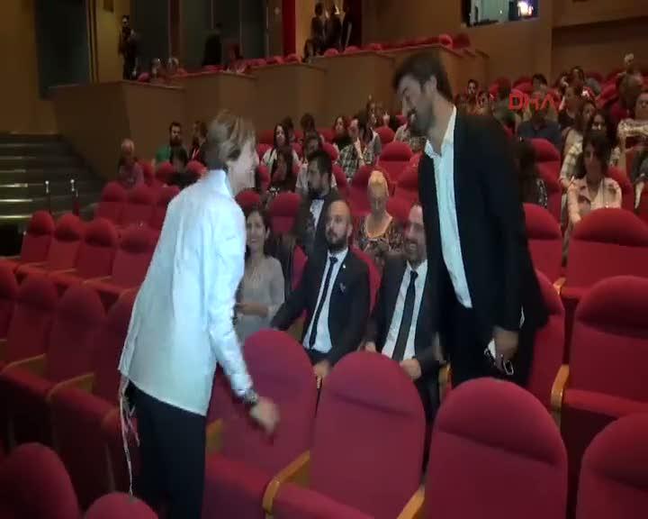 Antalya'da Ömer Halisdemir belgeseli izleyenleri ağlattı