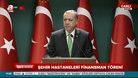 Cumhurbaşkanı Erdoğan Şehir Hastaneleri Finansman Töreni'nde konuştu