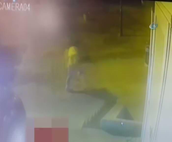 Patronlarının vurulduğunu gören işçileri yardıma koştu