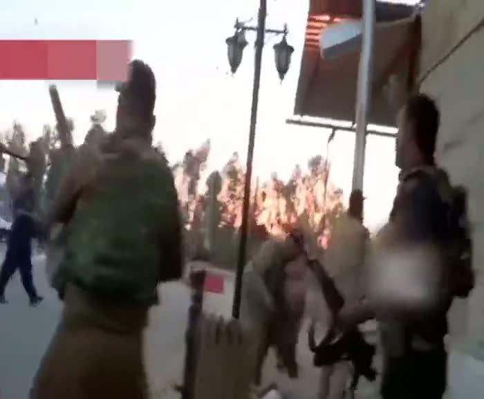 DEAŞ mahkumları serbest bırakıyor