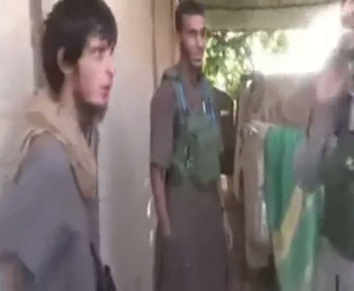 DEAŞ'ın canlı bombaları kurayla seçtiği görüntüler ortaya çıktı