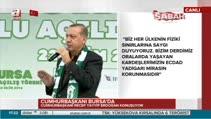 """Cumhurbaşkanı Erdoğan  """"Eğitim anlamında ideal boyuta gelmeden hiçbir şeyi çözemeyiz"""""""