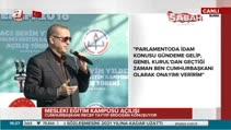 """Cumhurbaşkanı Erdoğan """"Tarih dersi veriyorum anlayın"""""""