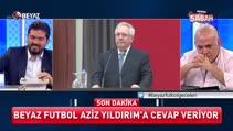 Ahmet Çakar'dan Aziz Yıldırım'a cevap!