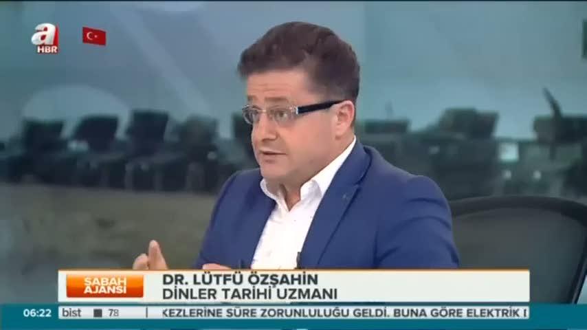 """Dr. Lütfü Özşahin """"Dengeyi değiştirecek tek ülke Türkiye"""""""