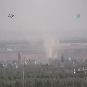 72 DEAŞ ve 15 PYD/PKK hedefine atış yapıldı