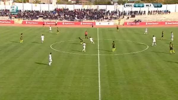 24 Erzincanspor: 0 - Yeni Malatyaspor: 1