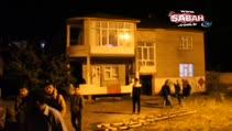 AK Parti muradiye ilçe gençlik kolları başkanının evine saldırı