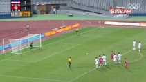 6 kez tekrarlanan penaltı futbolcuları çıldırttı