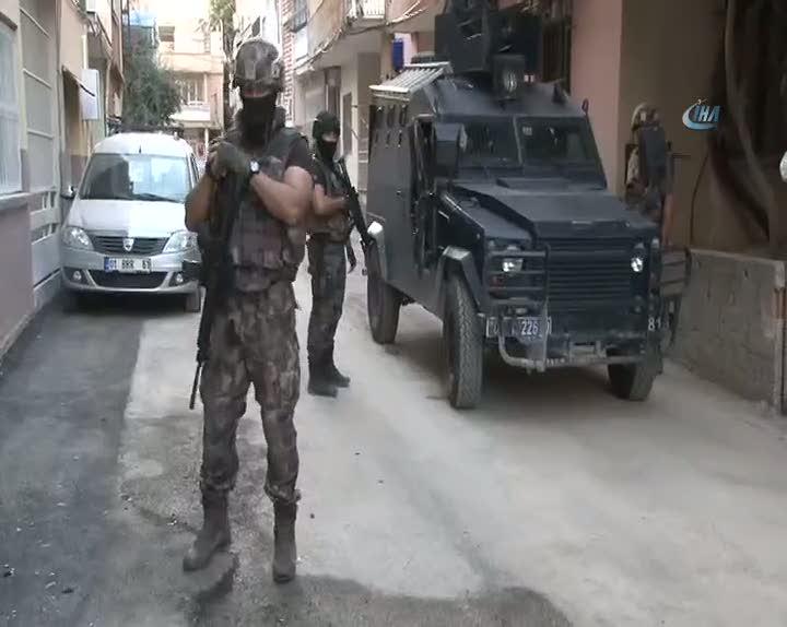 Adana'da DEAŞ operasyonu; 7 kişi gözaltında