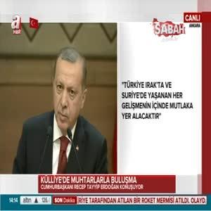 """""""Munbiç'i PYD'den temizleyeceğiz"""""""