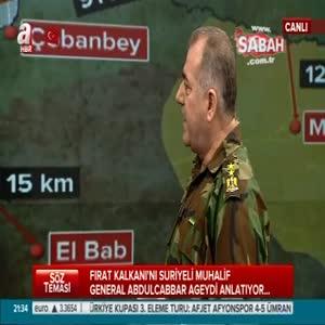 """""""El Bab Halep'in özgürleşmesi için büyük önem taşıyor"""""""