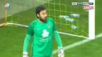 Türkiye Kupası'nda inanılmaz gol