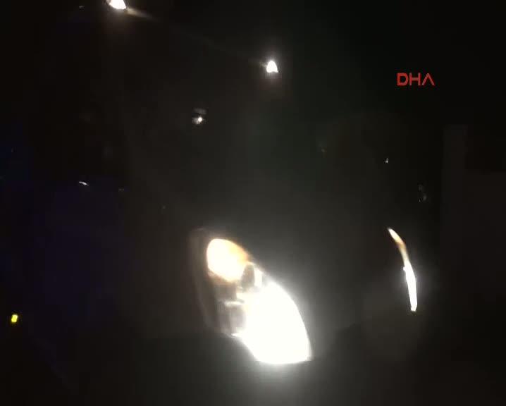 Tartıştığı eşini benzin dökerek yaktı