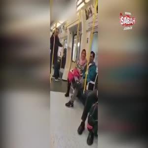 Müslüman kocası saldırıya uğrayan İspanyol kadın çılgına döndü