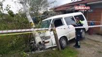 Direksiyon hakimiyetini kaybetti, yaşlı kadın ve torununa çarptı: 1 kişi öldü