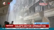 Halep kuşatmasını kırma operasyonu