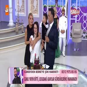 İlk defa Esra Erol'un eşi Ali Özbir canlı yayında yorum yaptı