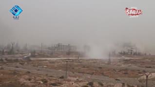 Büyük Halep operasyonundan görüntüler