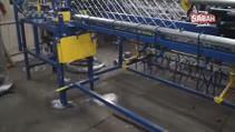 Otomatik tel örme makinası