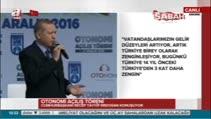 """Cumhurbaşkanı Erdoğan """"14 sene önce havalimanı var mıydı?"""""""