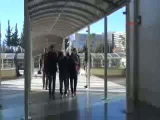 Terminalde uyuşturucu operasyonu; 3 gözaltı