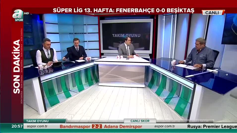 Erman Toroğlu''Bugünün galibi Galatasaray''