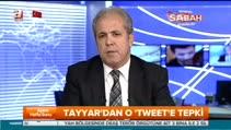 Şamil Tayyar'ı kızdıran paylaşım