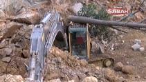 Maltepe'de göçük...7 katlı bina boşaltıldı