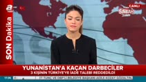 Yunanistan'dan FETÖ'cü alçaklar hakkında skandal karar
