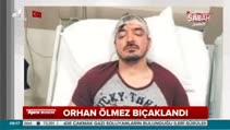 Sanatçı Orhan Ölmez komşusu tarafından bıçaklandı