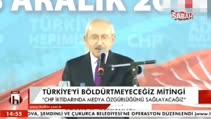 Kılıçdaroğlu tutuklanan PKK'lı FETÖ'cü teröristlere böyle sahip çıktı