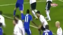 Dinamo Kiev - Beşiktaş karşılaşması Arap spikeri böyle çıldırtmıştı