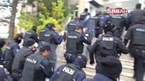 Diyarbakır'da iki belediyeye terör operasyonu