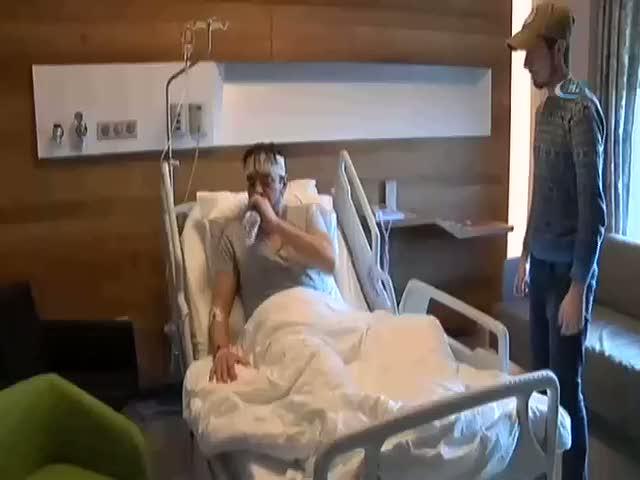 Bıçaklanan Orhan Ölmez yaşananları anlattı
